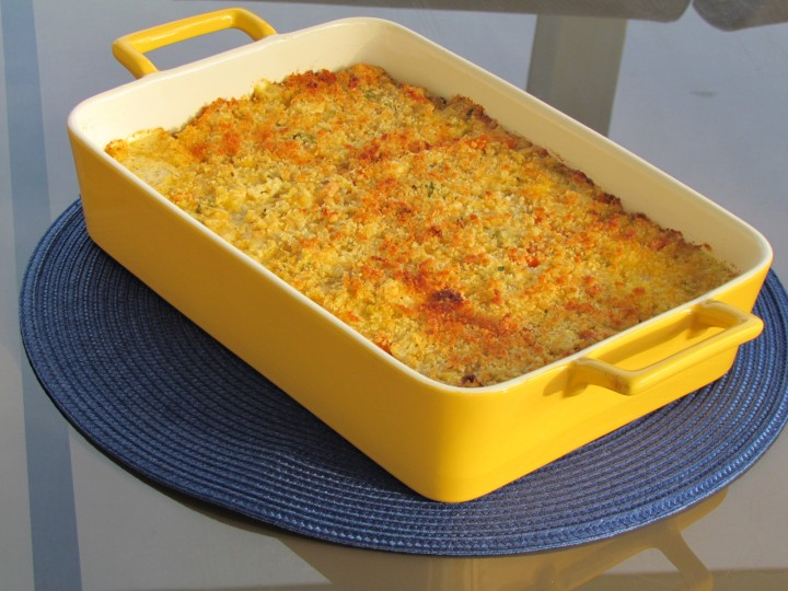 A fantastic, healthy way to use up some leftover broccoli and chicken. Try this casserole and win over your family!