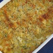 Chicken, Brown Rice, & Veggie Casserole