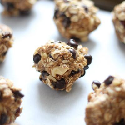Powerball Cookies {Freezer Meal}