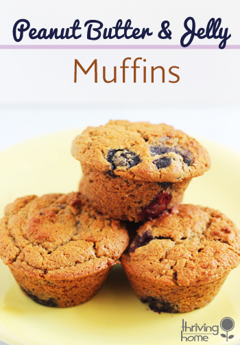 Try this healthy and unique spin on a muffin. These treats are full of whole grains, fiber, healthy fats, vitamins and even some veggies!