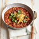 Vegetarian Tortilla Soup in a bowl
