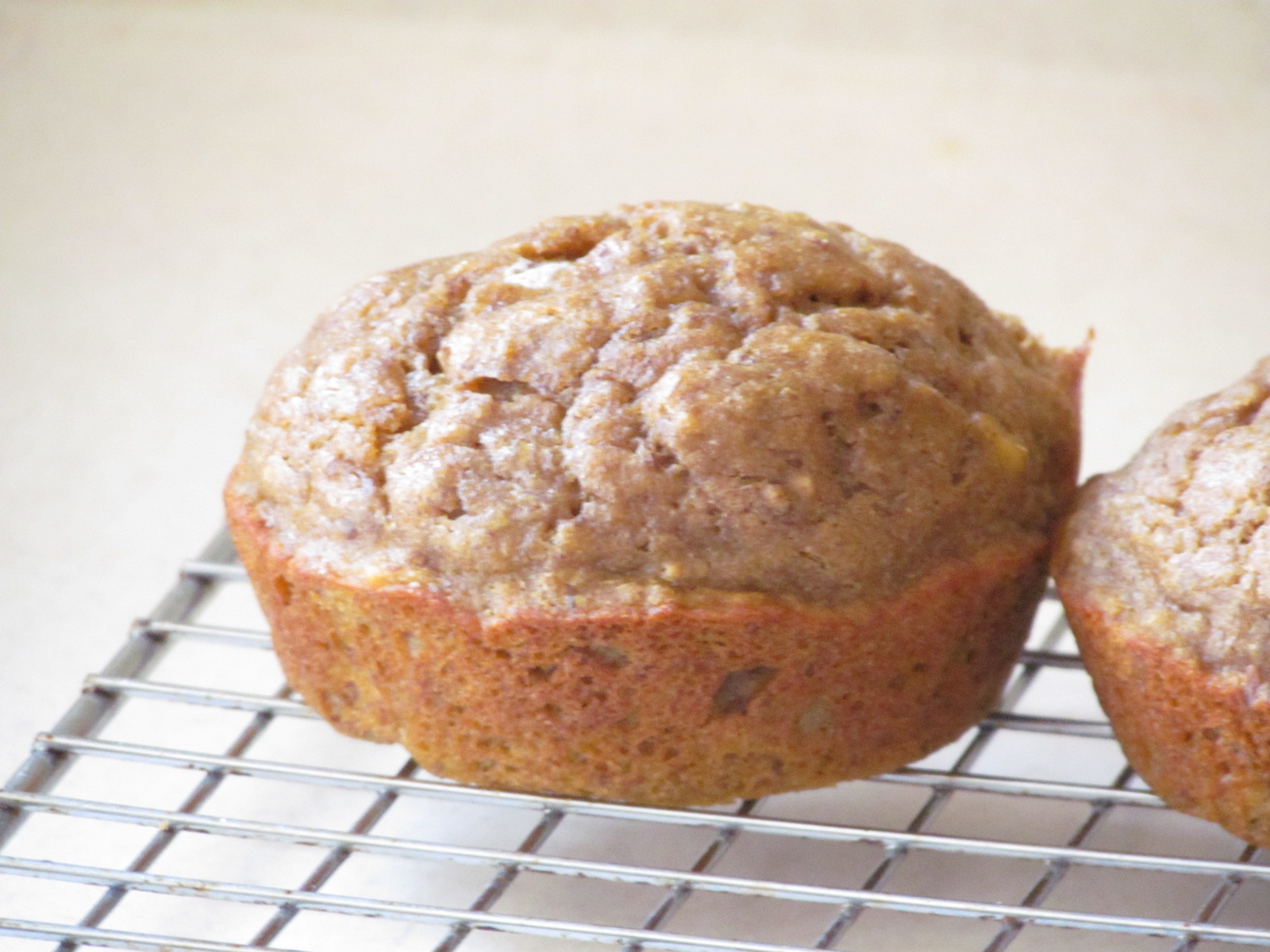 Banana Pumpkin Bread or Muffins | Thriving Home