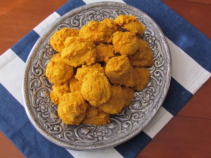 Sweet Potato Quick Biscuits