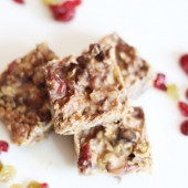 Homemade Clif Kid ZBars