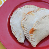 Pizza Pockets {Freezer Meal}