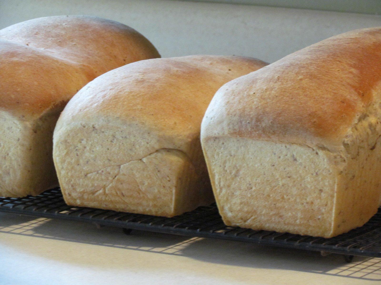 Домашний хлеб в духовке рецепт пошагово