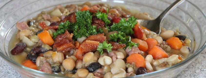 Ham and Bean Soup Recipe
