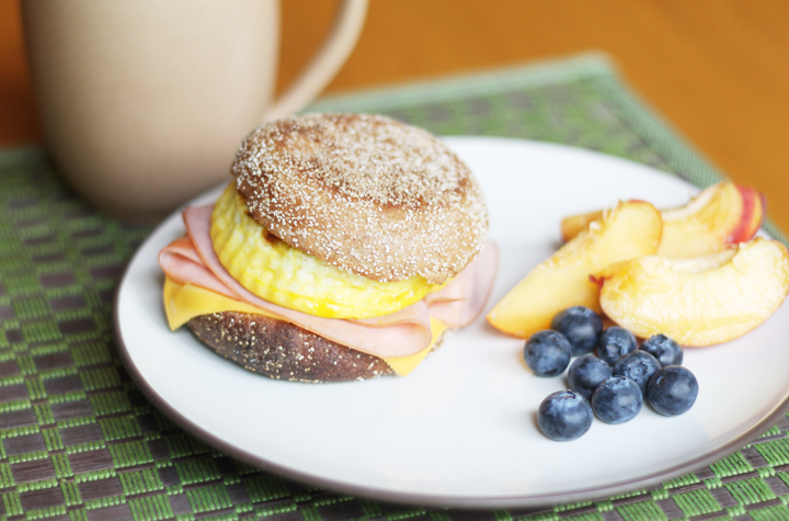 These hearty breakfast sandwiches will satisfy the hungriest eaters in your crowd. With just a few ingredients, these are a fantastic way to start your day off right!