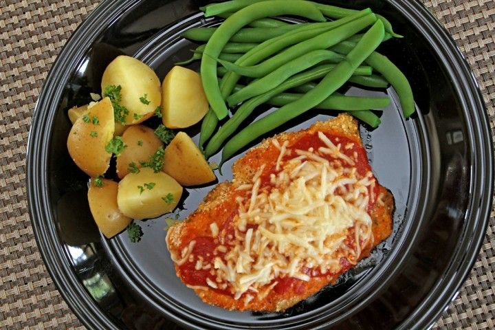 Freezer Meal Simple Baked Chicken Parmesan Recipe Thriving Home