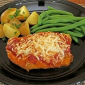 For the Beginning Cook...Try This Simple Chicken Parmesan