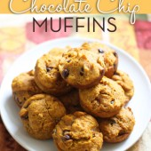 healthy pumpkin muffin