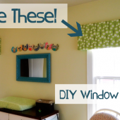 How to Make Your Own Window Cornice