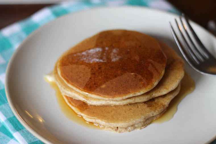 Oatmeal Pancake Recipe-5