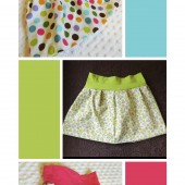 Playdate Skirt Tutorial