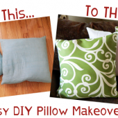 Give Old Pillows New Life!
