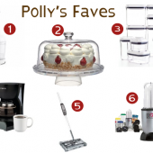 In the Kitchen: Polly's Faves