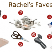 In The Kitchen: Rachel's Faves