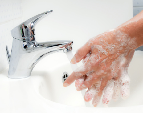 make your own foaming hand soap