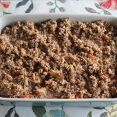 Baked Oatmeal Recipe: Hearty, Healthy and Delicious! {Freezer Meal}
