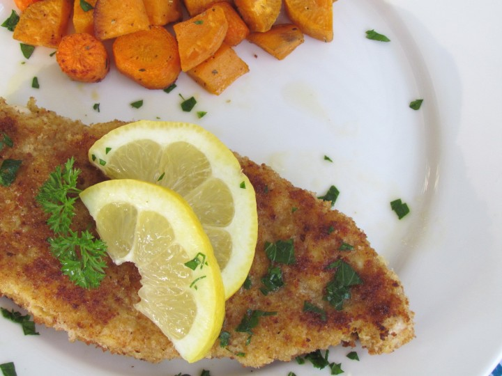 Chicken Piccata Recipe - try this light, flavorful, French-inspired twist on baked chicken.