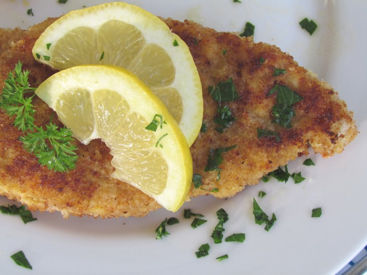 Chicken Piccata - try this light, flavorful, French-inspired twist on baked chicken.