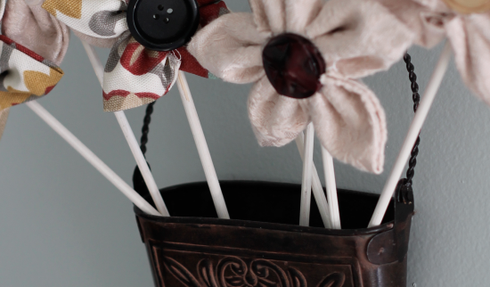 stems for fabric flowers