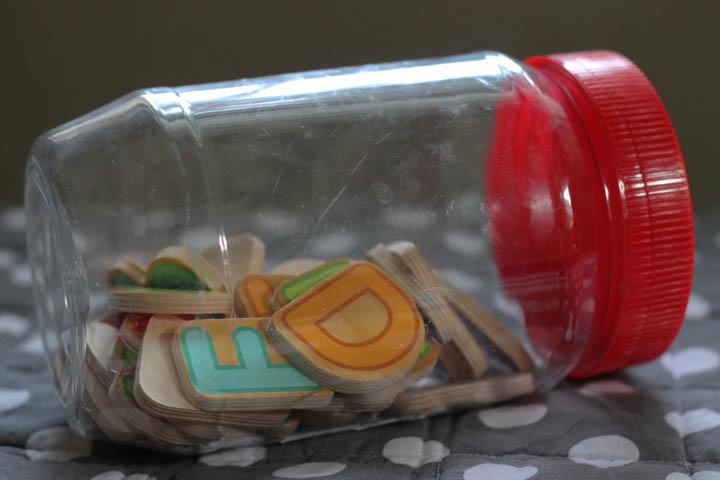 Repurpose Puzzle pieces