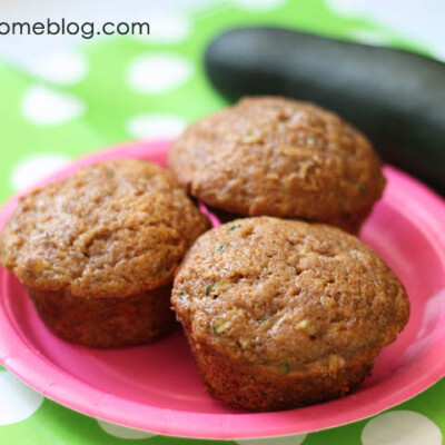 Zucchini Bread with Some Healthy Substitutions {Freezer Meal}