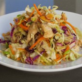 Asian Slaw Salad Recipe