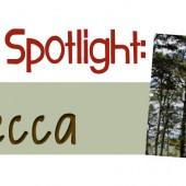 Mommy Spotlight: Rebecca
