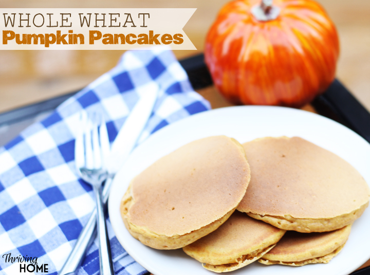 Reader Poll: Pumpkin Pancake Picture Problems | Thriving Home