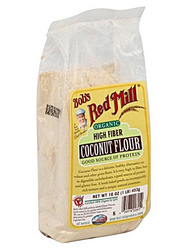 Coconut Flour Pumpkin Muffins (GF)