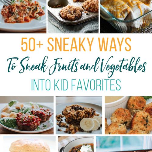 healthy recipes kids like