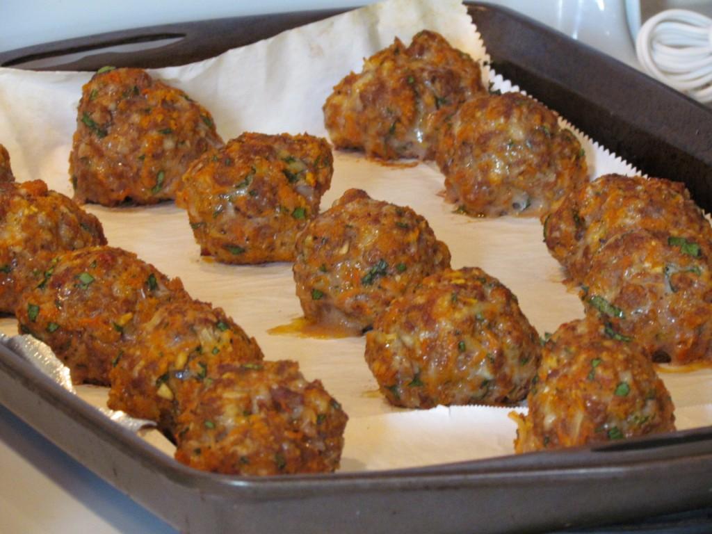 Healthier Meatball Sub Recipe