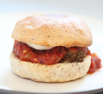 healthy meatball recipe