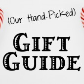 Our Hand-Picked 2012 Gift Guide