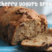 Cherry Yogurt Bread: A Bread Machine Recipe with SO Much Potential