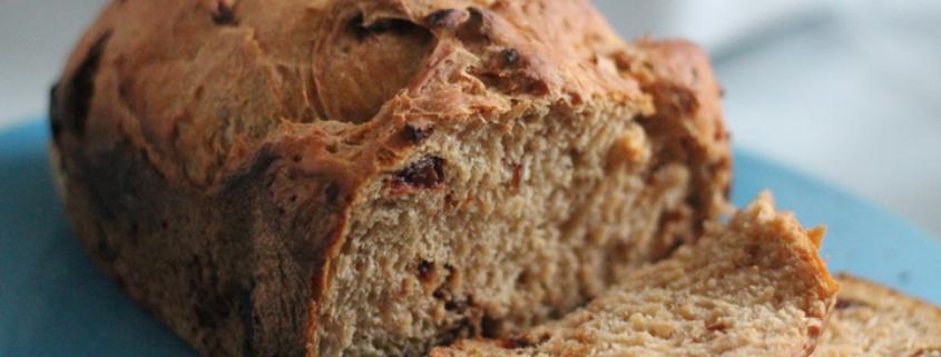 Cherry Yogurt Bread Recipe