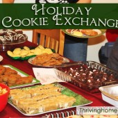 Holiday Cookie Exchange: A Fun Idea for Groups