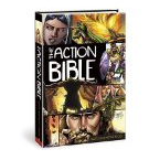 The Action Bible: Almost 6-Year-Old Boy's Review