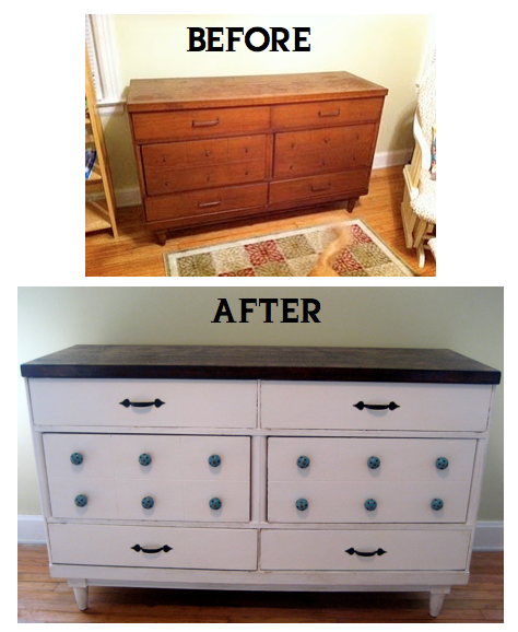 Before and After Changing Table 1