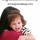 Five Tips to Help a Child's Separation Anxiety