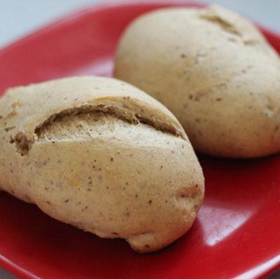 wheat rolls from bread machine