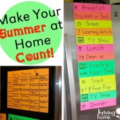 Make This Summer with Your Kids Count (2015 Edition)
