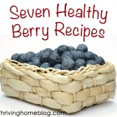 7 Mouth-Watering and Healthy Recipes for All Those Summer Berries