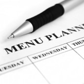 Real Food Menu Plan: September 29 - October 5