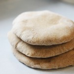 bread machine pita bread