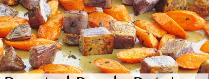 Roasted Potatoes and Carrots Recipe