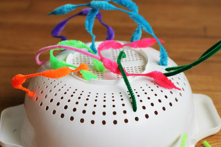 strainer and pipe cleaners