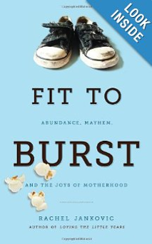Parenting Book Review: Fit to Burst by Rachel Jankovic